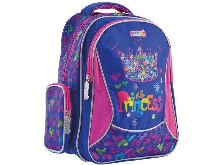 Рюкзак школьный Smart. ZZ-02 Cool Princess