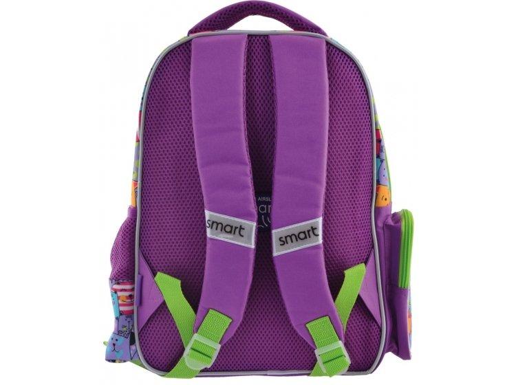 Рюкзак школьный Smart. ZZ-02 Kotomania