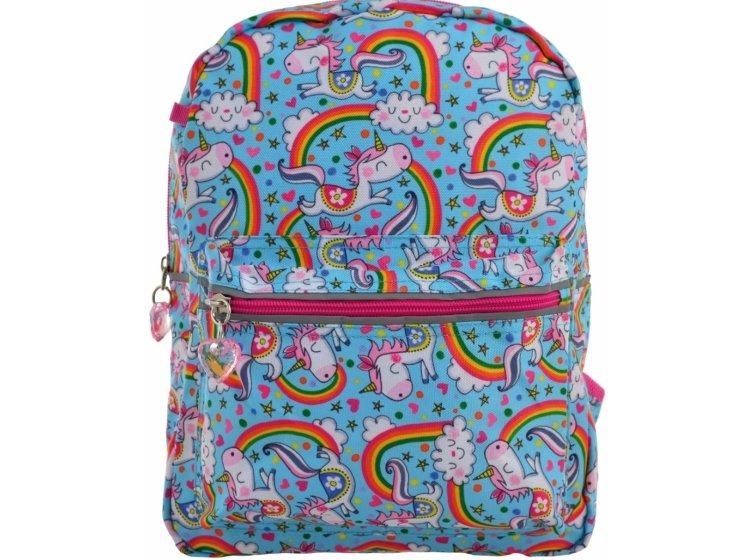 Рюкзак детский двухсторонний YES. K-32 Rachell Pattern