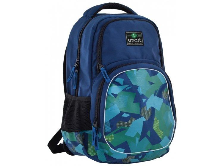 Рюкзак школьный Smart. SG-26 Puzzle
