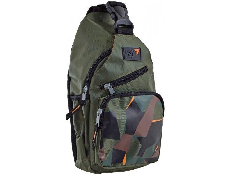 Рюкзак молодежный на одной лямке YES. ST-35 Hunter