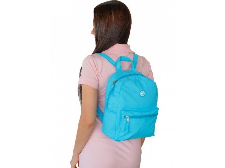 Рюкзак молодежный YES. T-67 Aqua