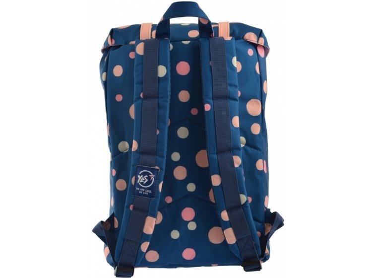 Рюкзак молодежный YES. T-59 Confetti