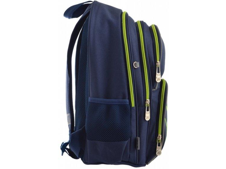 Рюкзак школьный YES. S-30 Juno YES green