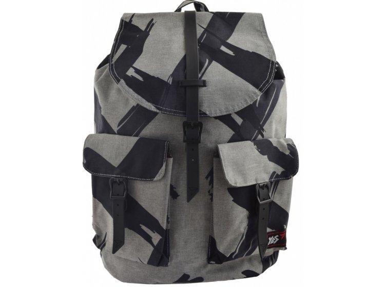 Рюкзак молодежный YES. T-63 Graphite
