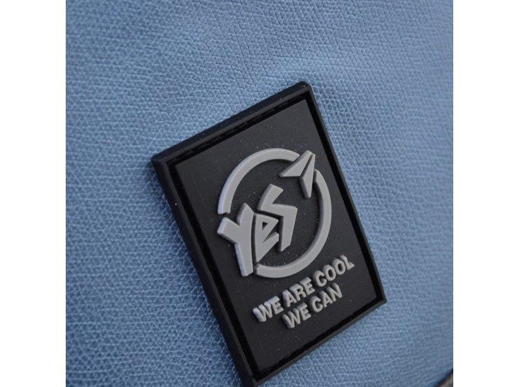 Рюкзак городской YES. T-75 Irish blue