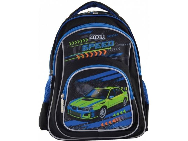 Рюкзак школьный Smart. ZZ-01 Tear Up The Track