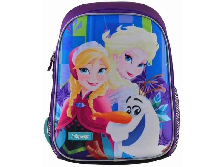 Рюкзак каркасный 1 Вересня. H-27 Frozen