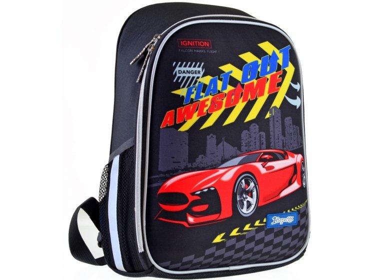 Рюкзак каркасный 1 Вересня. H-27 Racing