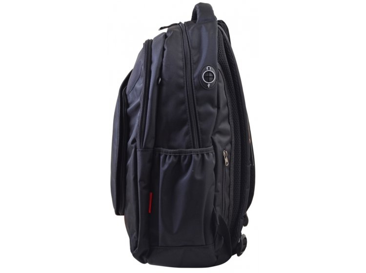 Рюкзак молодежный YES. CA 189, черный