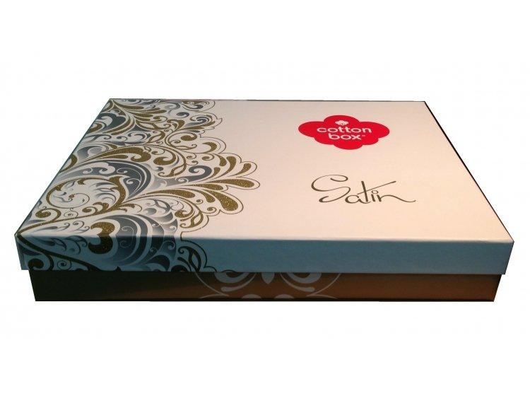 Постельное белье Cotton box. Упаковка