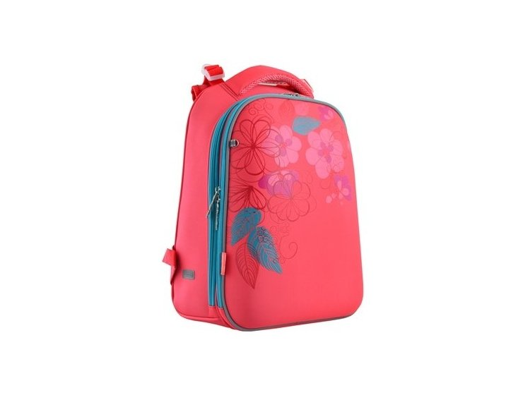 Рюкзак каркасный 1 Вересня. H-12 Blossom