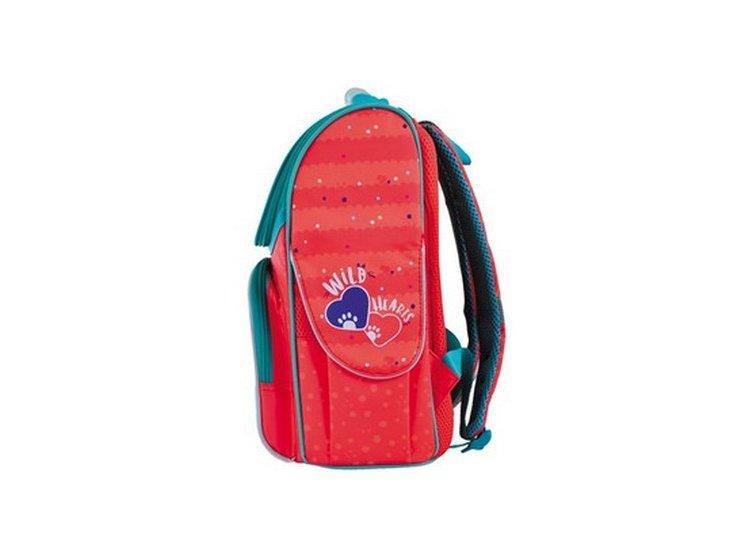 Рюкзак школьный каркасный YES. H-11 Enchantimals