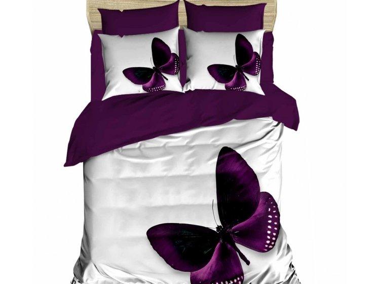 Постельное белье LightHouse. 3D Purple Dream