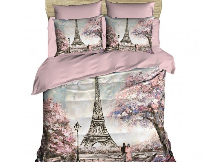Постельное белье LightHouse. 3D Paris Spring