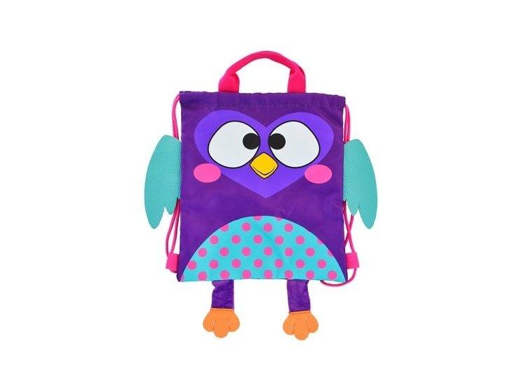 Сумка-мешок детская 1 Вересня. SB-13 Owlet