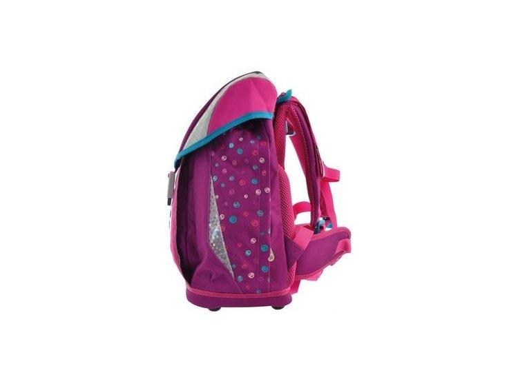 Рюкзак школьный каркасный YES. H-32 Butterfly
