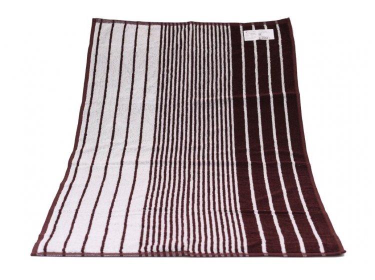 Махровое полотенце Речицкий текстиль. BRAUN AND MILK