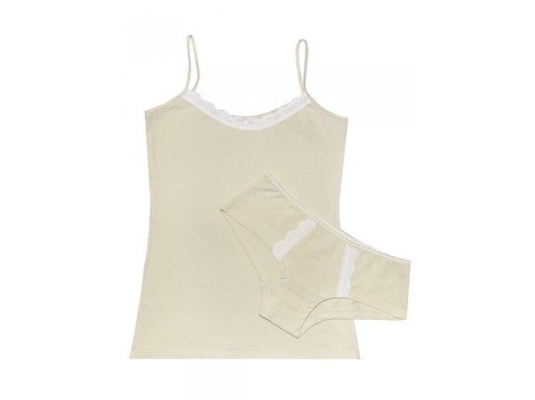 Комплект женская майка с шортами EGO. WSS-CHMP