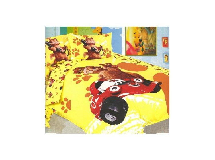 Детское постельное белье Love you. Garfield TD-152