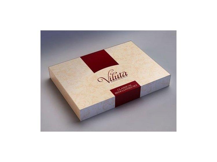 Постельное белье Viluta. Сатин упаковка