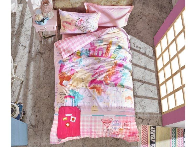 Подростковое постельное белье Cotton box. Ранфорс ESCAPE
