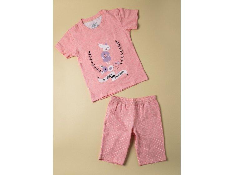 Пижама для девочки Ego. BPB 012