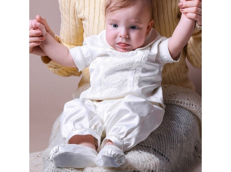 Костюм для мальчика Mimino baby. Елисей