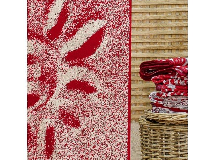 Махровое полотенце Речицкий текстиль. Солнышко на песке