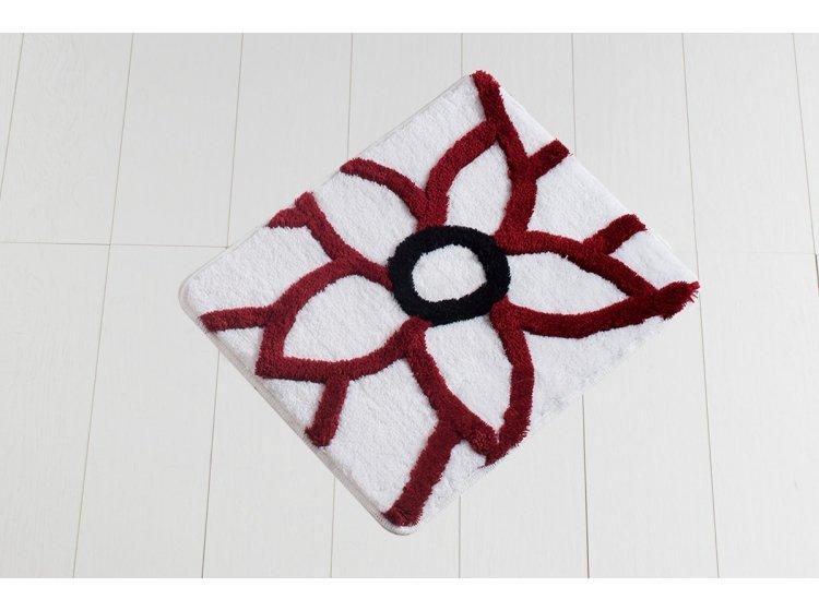 Коврик для ванной Chilai Home. NATUREL RED 50*60 см