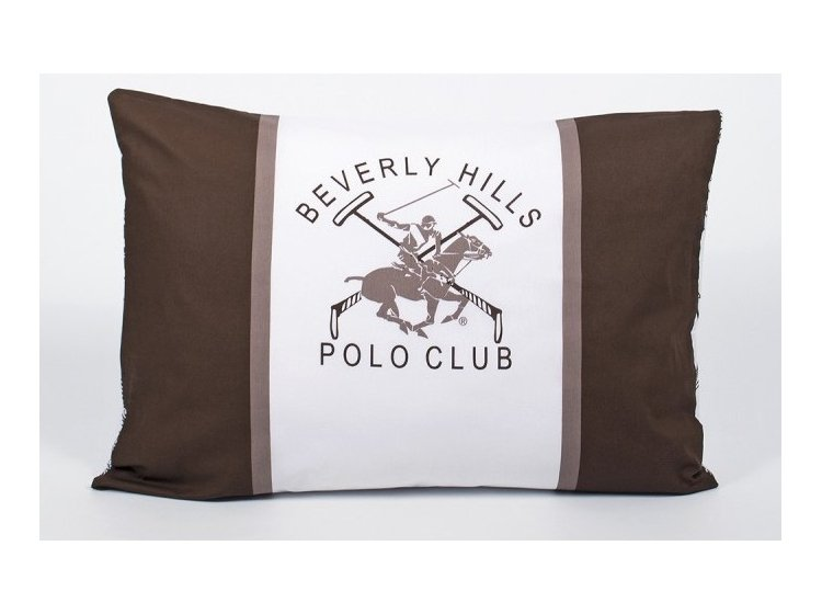Набор наволочек Beverly Hills Polo Club. 029 Brown