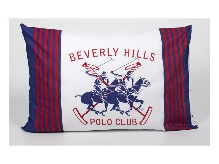 Набор наволочек Beverly Hills Polo Club. 009 Red