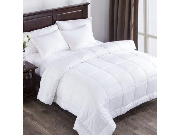 Демисезонное одеяло U-TEK. Comfort Night Микросатин на хлопке