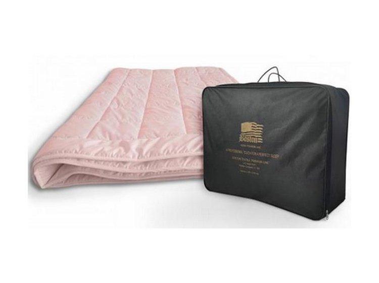 Демисезонное одеяло U-TEK. Comfort Night Peach Микросатин на хлопке упаковка
