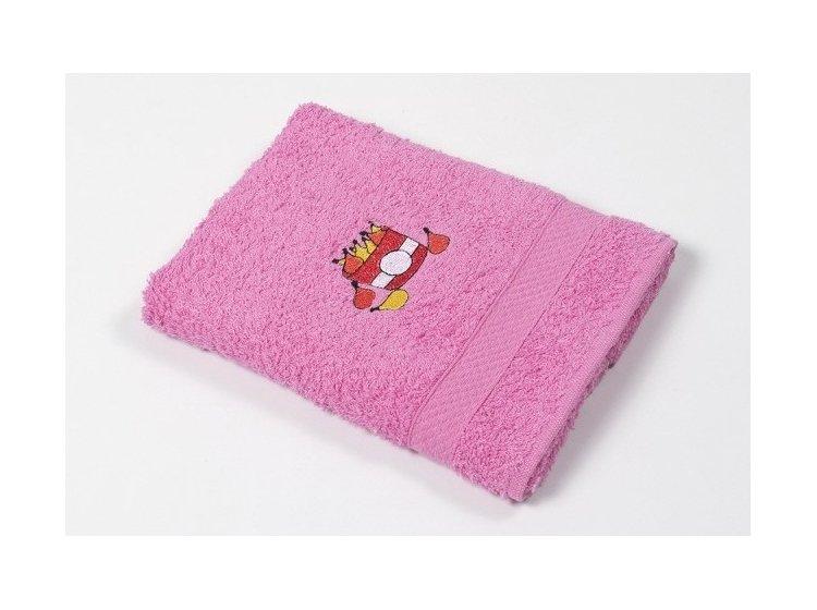 Полотенце кухонное Lotus. Sun Twinkle розовое