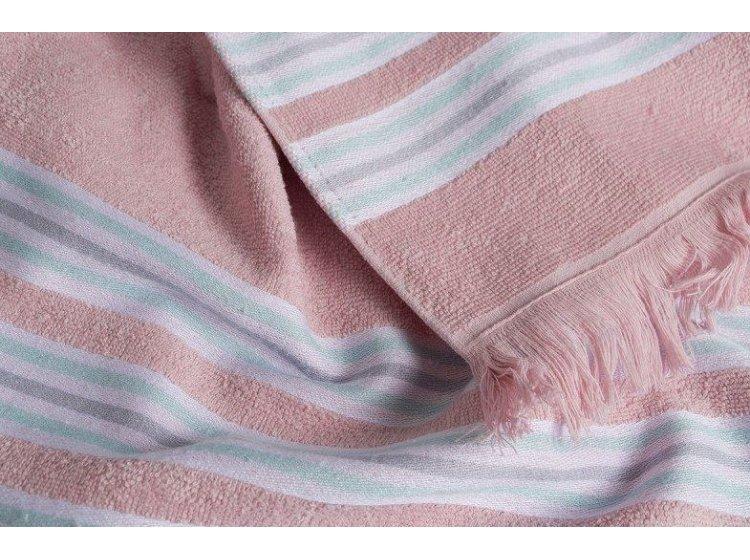 Пляжное полотенце Barine. Pestemal Escape Apricot pink
