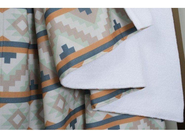 Пляжное полотенце Barine. Pestemal Najavo double face