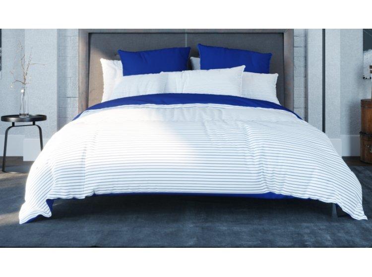 Постельное белье ТЕП Balakhome. 016 STRIPE BLUE